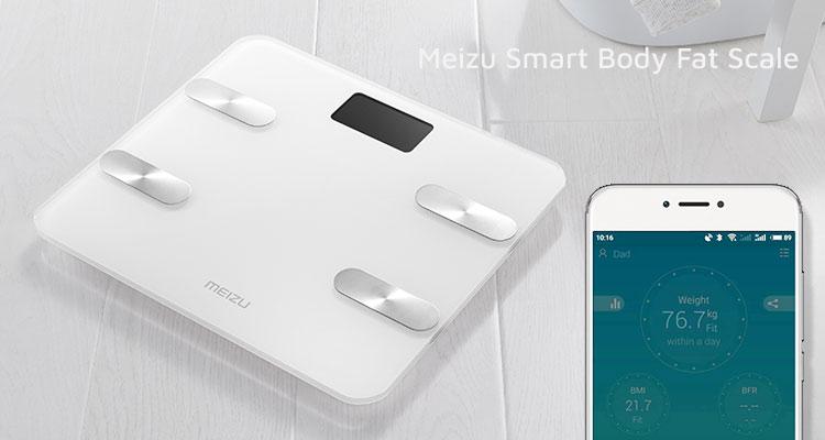 Meizu Smart Body Fat Scale
