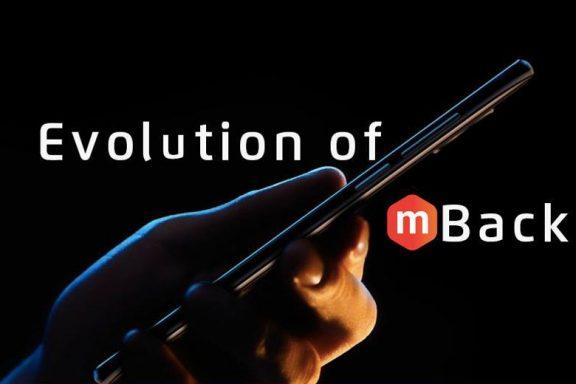 mBack evolution