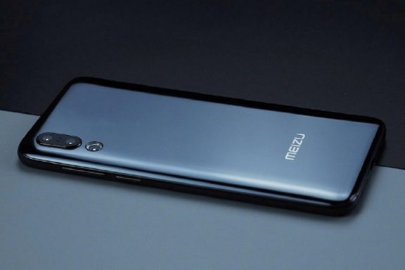 Renderings of Meizu 16s, different from the style of Huang Zhang