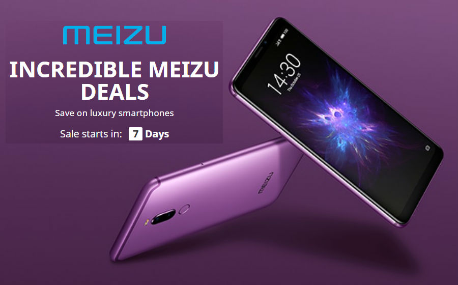 Bargain offers and games from Meizu and AliExpress