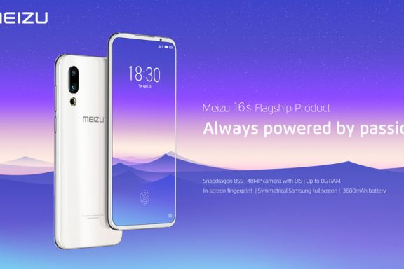 Meizu 16s was officially unveiled