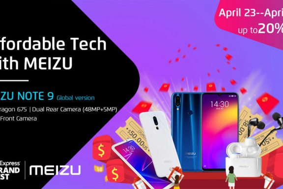 More bargains from Meizu and AliExpress and new photos of Meizu 16s