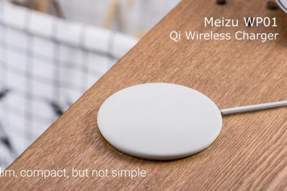 Meizu WP01 Qi Wireless Charger