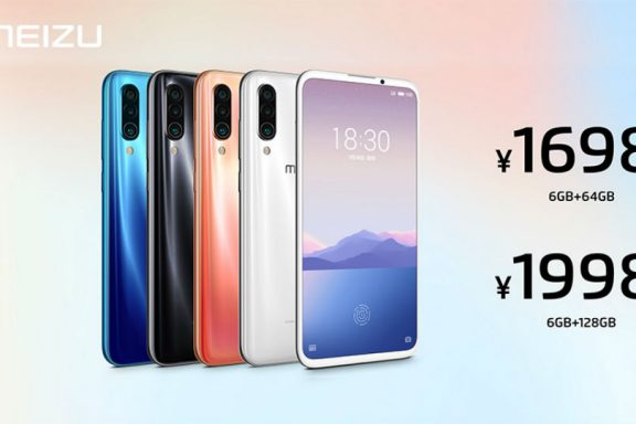 Meizu 16Xs comes at a good price