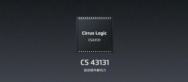 Cirrus Logic CS43131