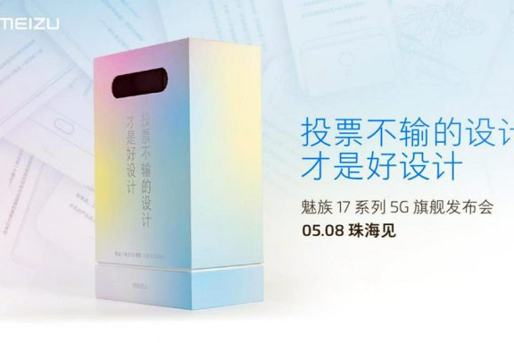 New products launch on May 8, Meizu 17 and Meizu 17 Pro announced