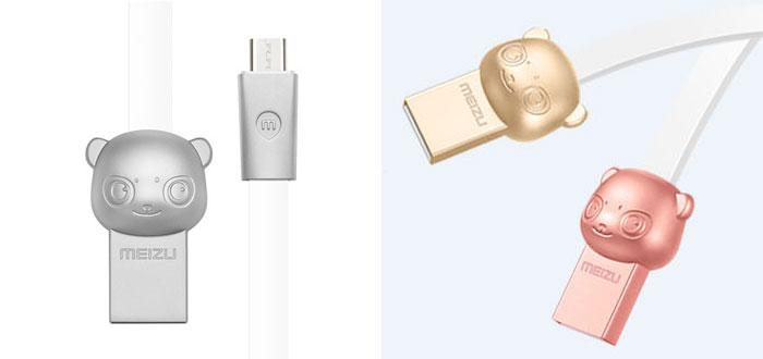 Meizu Panda Micro USB Data Cable