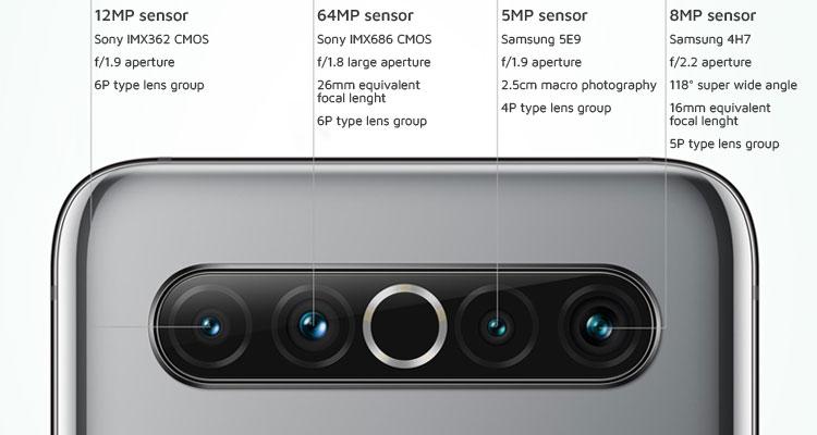 Meizu 17 camera