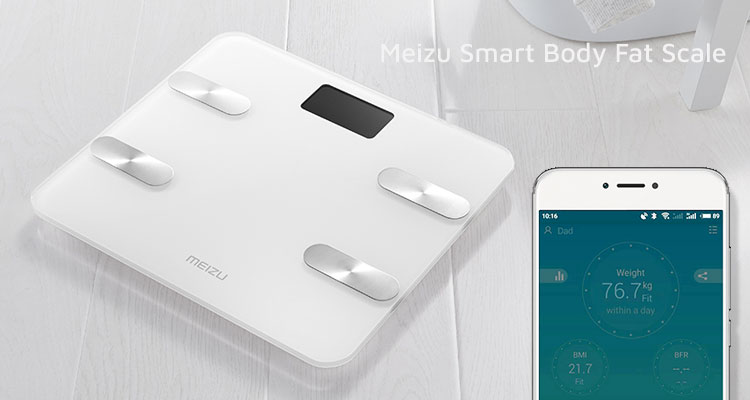 Meizu Smart Body Fat Scale