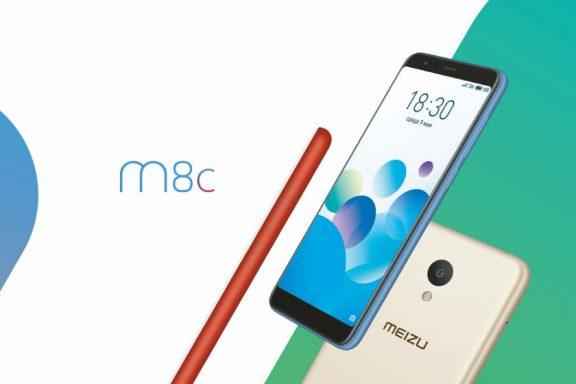 Обзор на супер бюджетния Meizu M8c