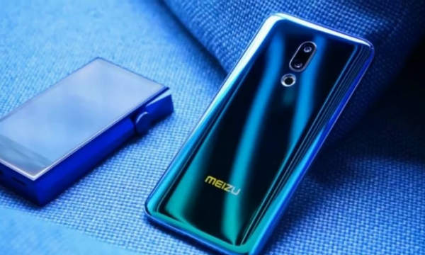 Meizu 16th Aurora Blue