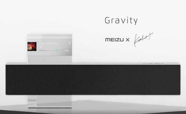 Тонколонка Meizu Gravity