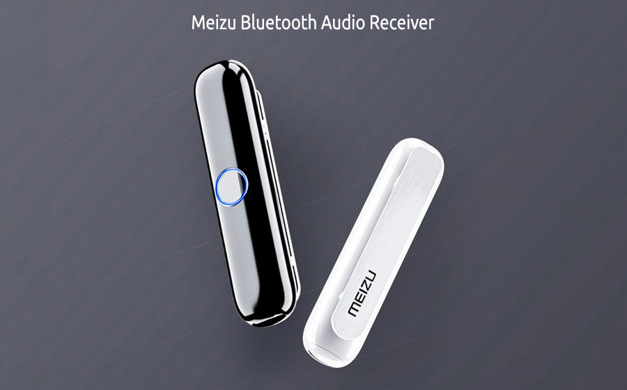 Meizu Bar 01 Bluetooth Audio Receiver