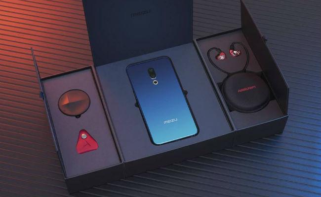 Meizu 16th Plus Sound Color Set