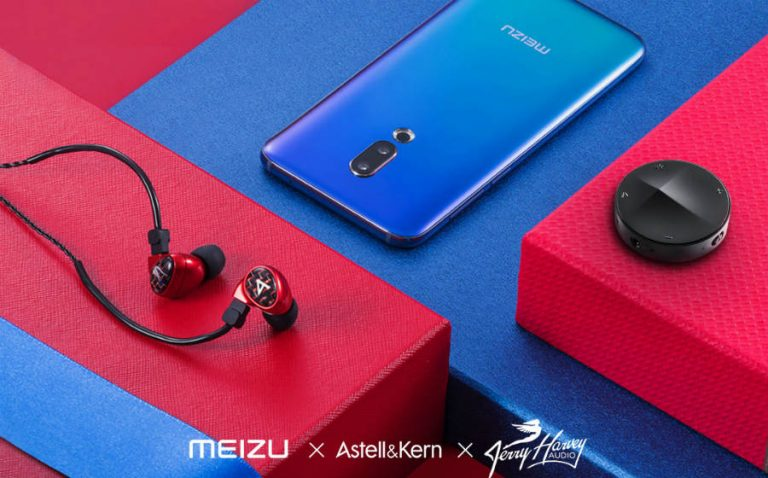 Meizu 16th Plus Sound Color Set