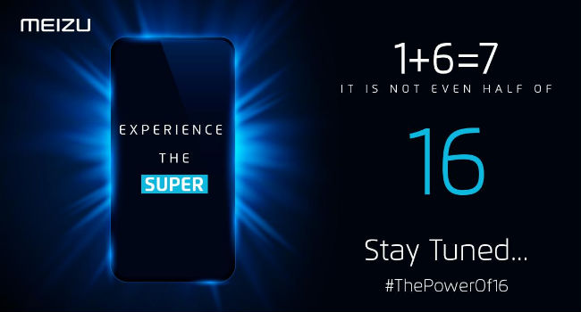 Meizu 16s - #ThePowerof16