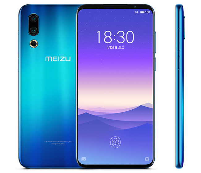 Meizu 16s Phantom blue