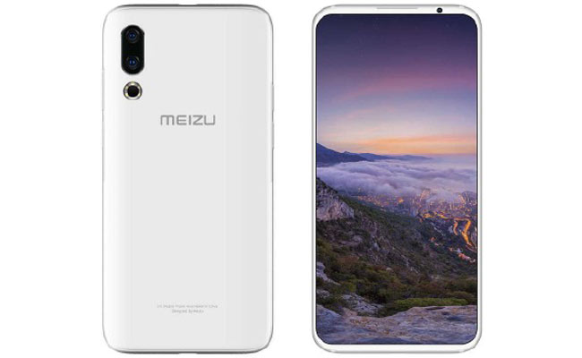 нови снимки на Meizu 16s