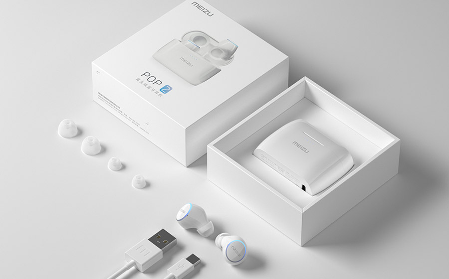Bluetooth слушалки Meizu POP 2