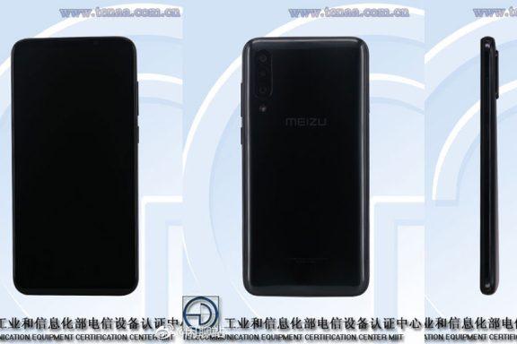 Снимки на предполагаемия Meizu 16XS се появиха в TENAA