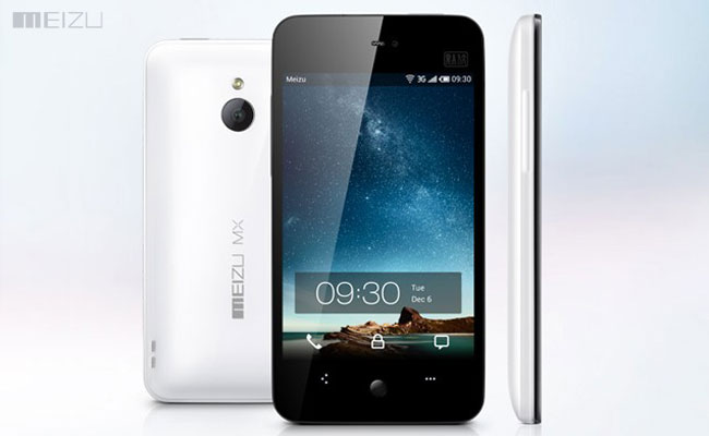 Meizu MX dual-core