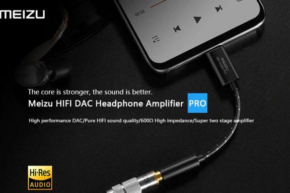 Meizu HiFi Decoding Amplifier PRO
