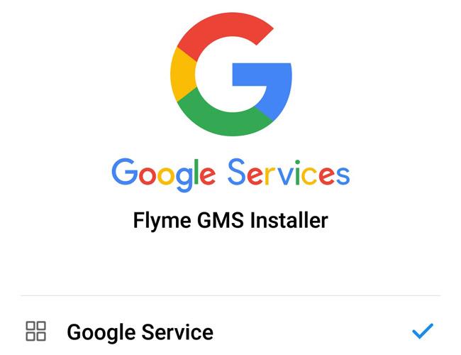 Google Apps Installer за Meizu смартфони