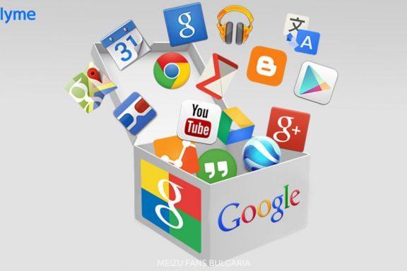 Google Apps Installer за Meizu/Flyme
