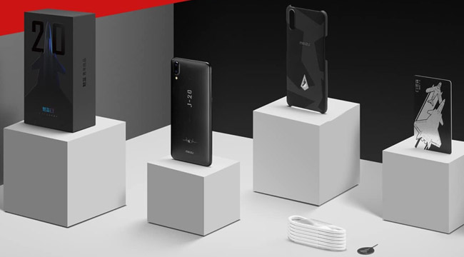 Meizu E3 J-20 Edition