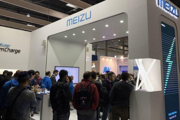 Meizu Super mCharge 55W MWC 2017