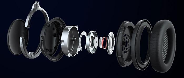 Meizu HD60 ANC: Блутут слушалки с активно шумопотискане