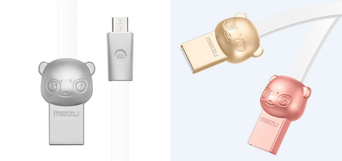 Meizu Panda Micro USB Data Cable
