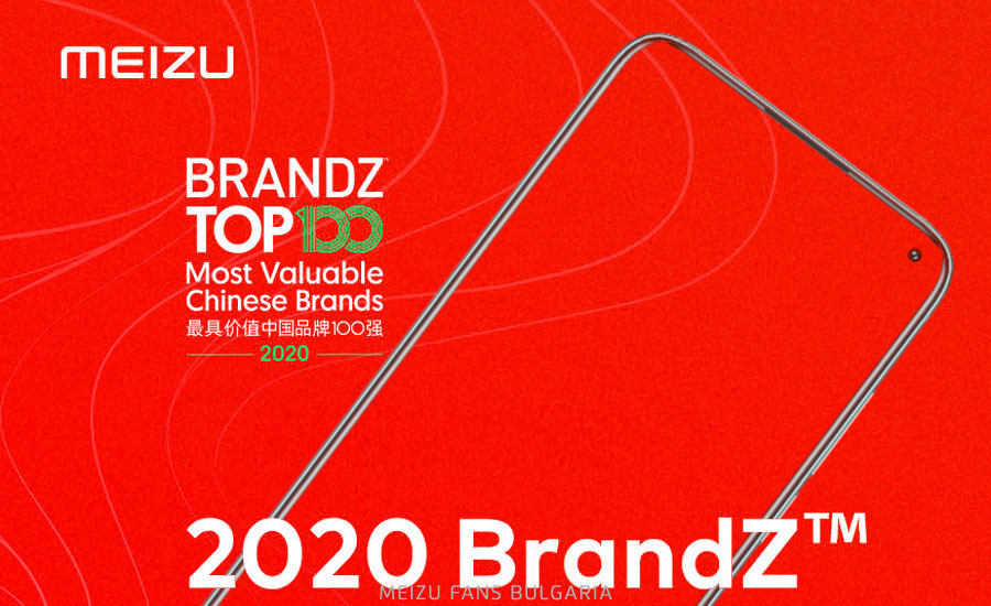 BrandZ Top100 Most Valuable Chinese Brands 2020