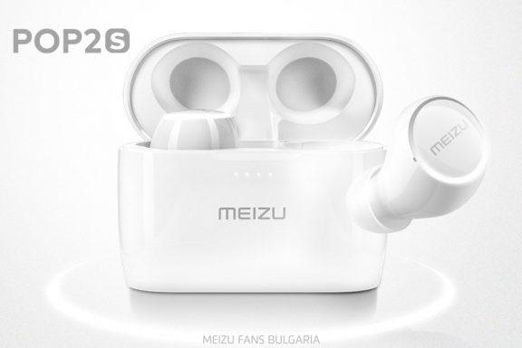 Meizu POP2s True Wireless Bluetooth слушалки