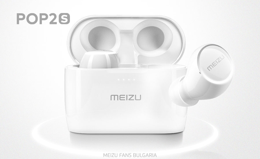 Meizu POP2s True Wireless Bluetooth слушалки