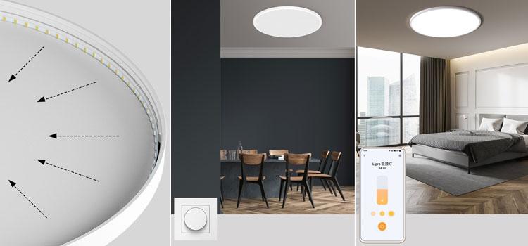 Meizu Lipro LED интелигентно таванно осветление