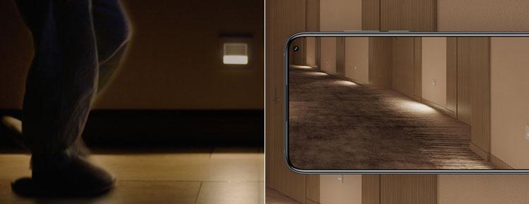 Meizu Lipro LED подово осветление