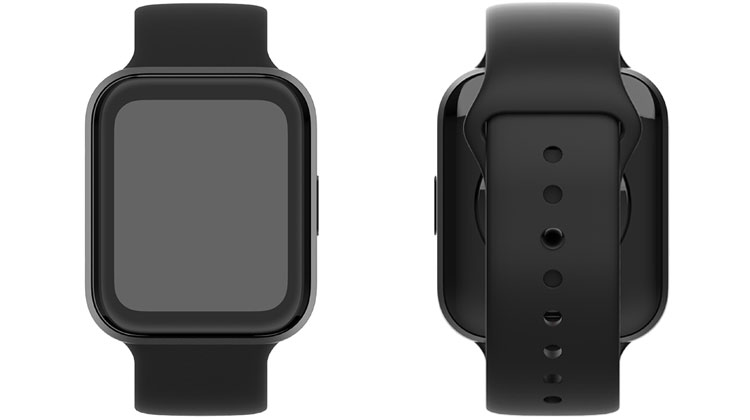 Meizu Smart Watch патент