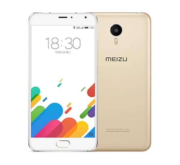 Meizu M1 Metal gold