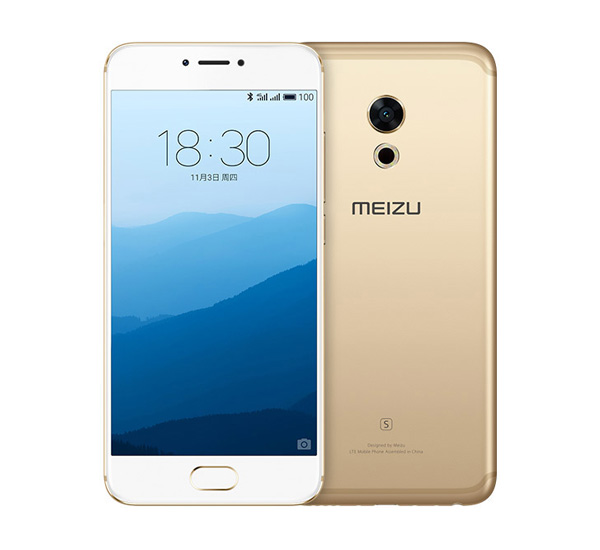 Meizu PRO 6s gold