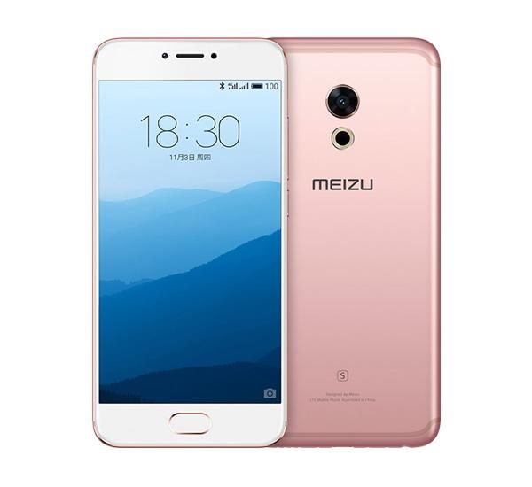 Meizu PRO 6s pink