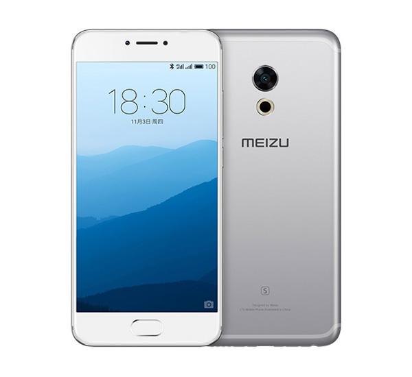 Meizu PRO 6s silver