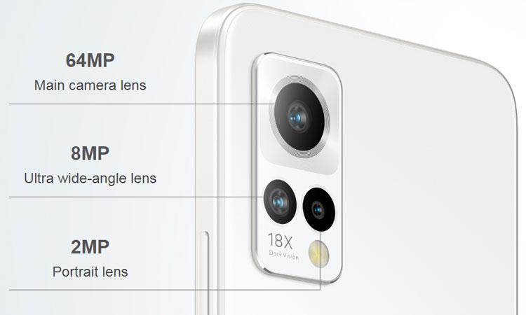 Meizu 18X camera