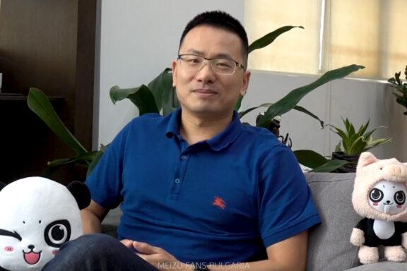 Hua Hailiang: Meizu, Meilan, mblu, lifeme и Lanchen