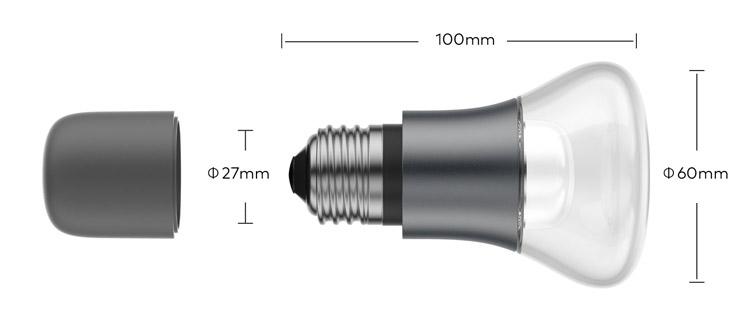 Meizu Lipro LED Metal Bulb
